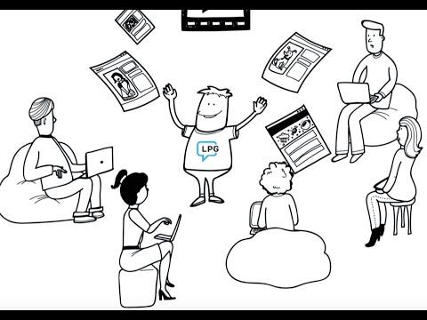 Добро пожаловать в маркетинговую платформу LPgenerator!